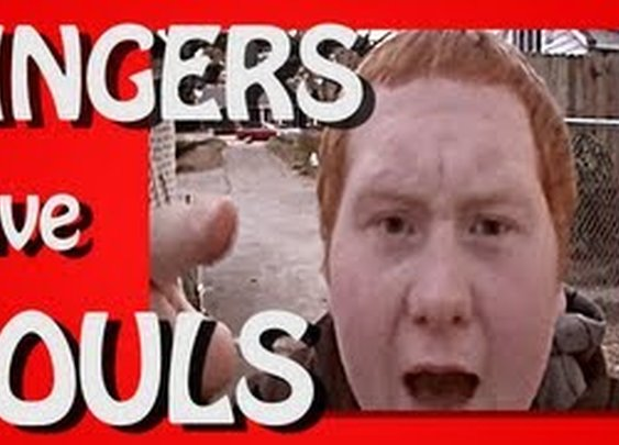 GINGERS Have SOULS - YouTube