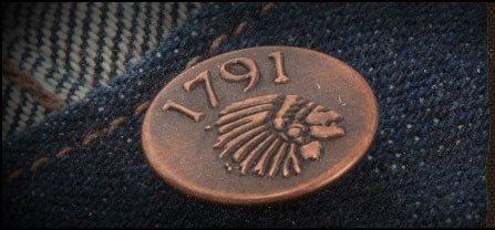 1791 Supply & Co. Denim
