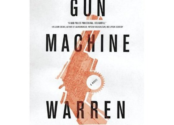 Gun Machine: Warren Ellis: Amazon.com: Kindle Store