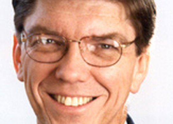 Clayton Christensen - The 50 Most Influential Management Gurus - Harvard Business Review