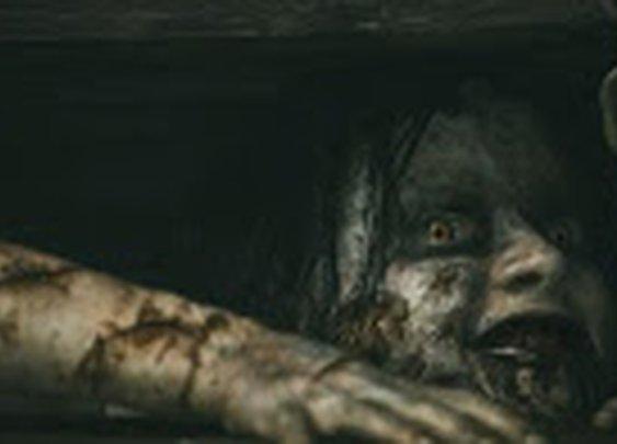 THE DEAD WAR SERIES: Evil Dead remake trailer!