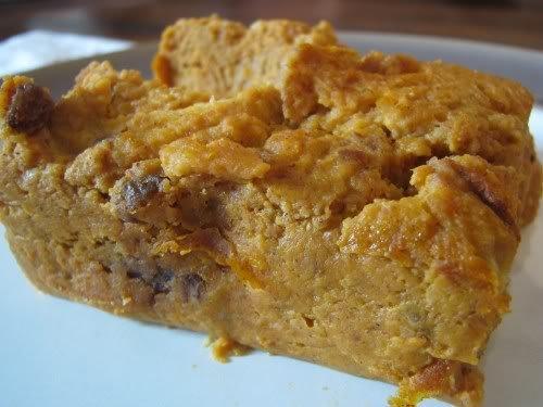 Pumpkin Bread Pudding; Do It!