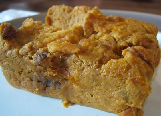 Pumpkin Bread Pudding; Do It!