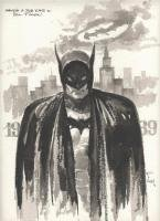Batman Charity Auction