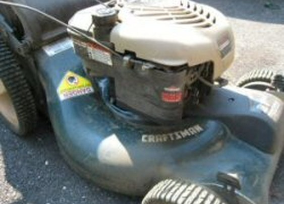How to Maintain a Lawnmower - One Project Closer