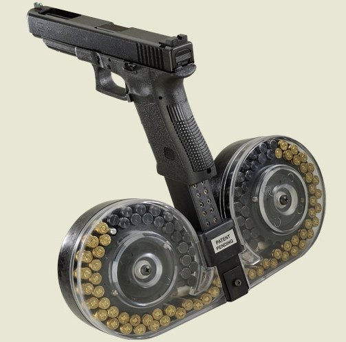 Glock Extended Mags
