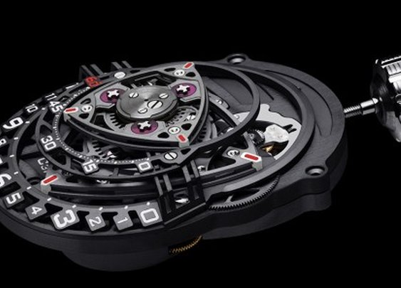 Experiment ZR012 is the Wankel engine of watches