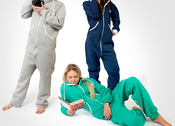 The Lazy Grow Leisure Suit