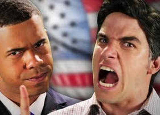 Barack Obama vs Mitt Romney. Epic Rap Battles Of History Season 2. - YouTube