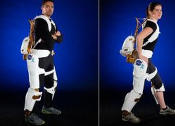 NASA's ironman exoskeleton for astronauts, paraplegics | Fox News