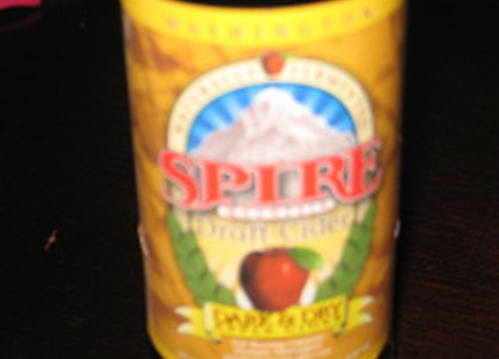 Cider Review – Spire Mountain Dark And Dry | Crafty And The Beast