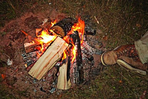 Survival Skills: Three Ways to Keep the Fire Going | Field & Stream