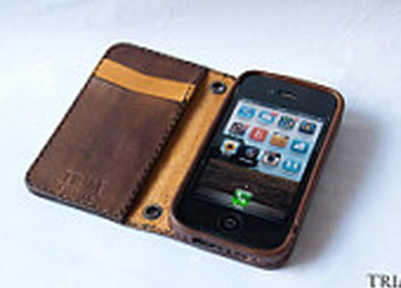 TrimLeather my new wallet/iPhone case