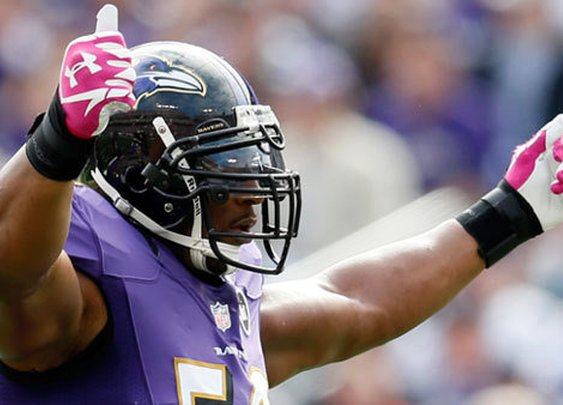 Ray Lewis Might Not Be Done With This Season ~ The Guys Corner