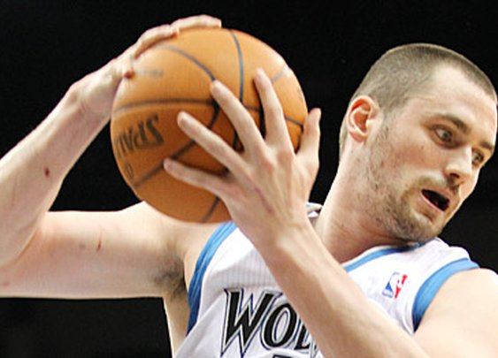 Kevin Love Minnesota Timberwolves Out For 6-8 Weeks ~ The Guys Corner