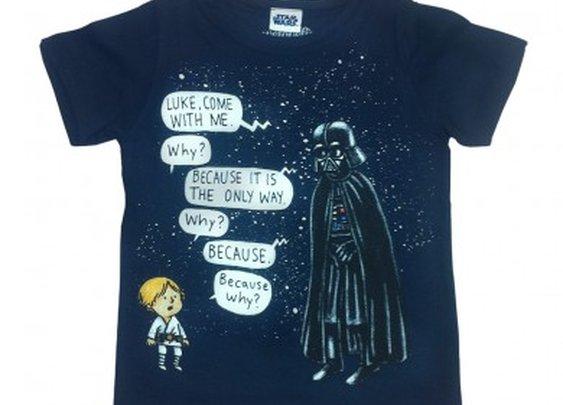 Darth Vader and Son T-Shirt