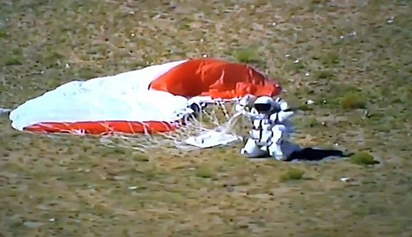Orbital Skydiving: Congratulations, Felix Baumgartner, But Captain Kirk Did It First!