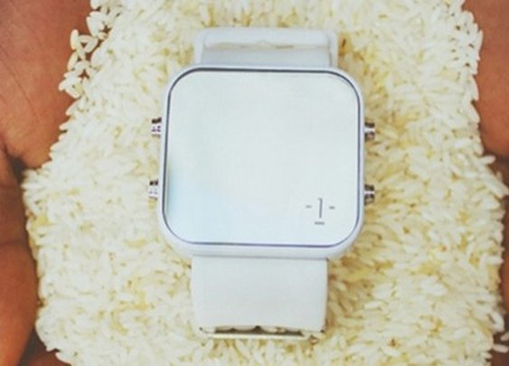 1:Face Watch is a stylish watch that supports a cause of your choice