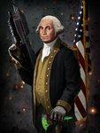George Washington The Original Master Chief by *SharpWriter on deviantART