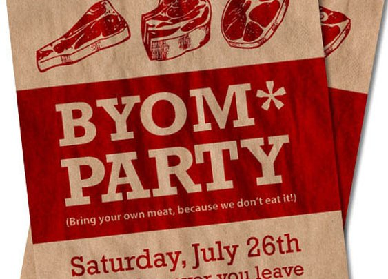 BYOM: Bring Your Own Meat