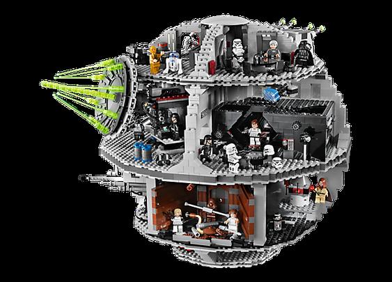 Death Star™ | LEGO Shop