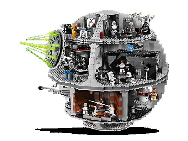 Death Star™   LEGO Shop