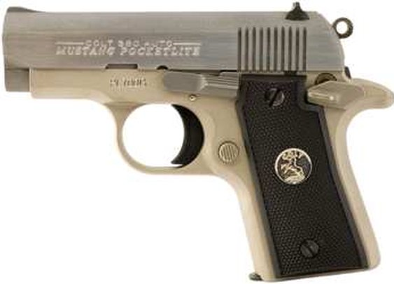 The NEW Colt Mustang Pocketlite Reviews and thoughts... ~ SHINYCASINGS.com