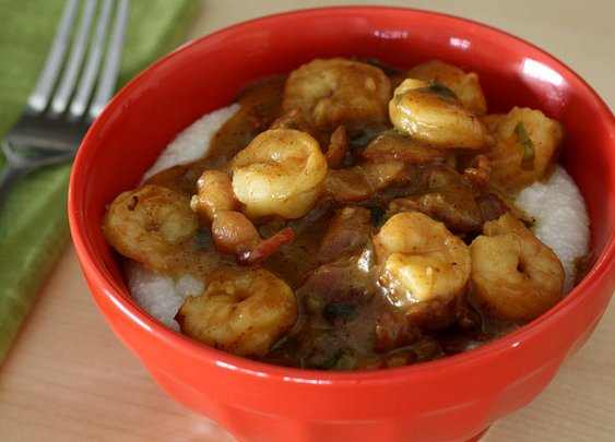 Breakfast Shrimp Gravy