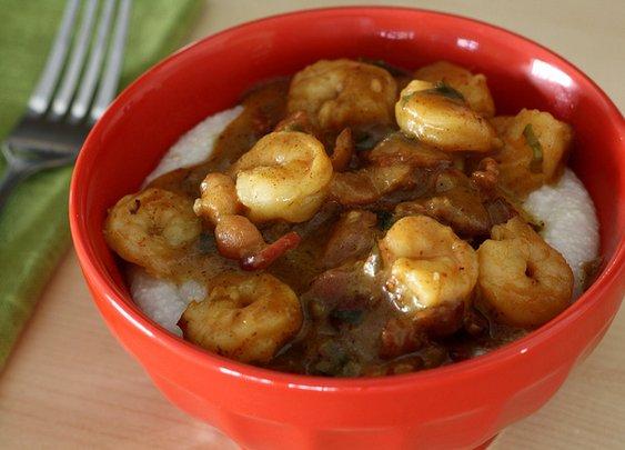 Breakfast Shrimp Gravy