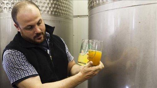 Apple Growers Turn to Cider - WSJ.com