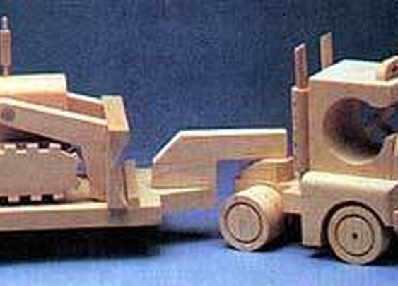Make wooden toys with these FREE toy plans!! » Curbly   DIY Design Community