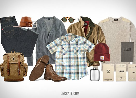 Garb: Desk to Dunes | Uncrate