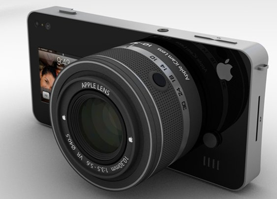 iCam Photo Lens for Apple iPhone