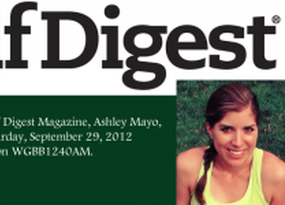 Golf Digest's Ashley Mayo joins On Par with Anthony Scorcia-Long Island's only golf talk radio show.