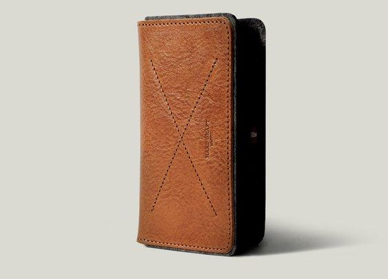 hard graft / iPhone Fold Wallet