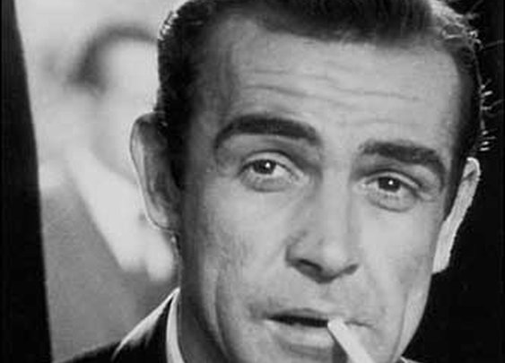 Sean Connery. THIS is the way