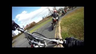 Most insane Moto Crash! Fish Hook Crazy Crash! - YouTube