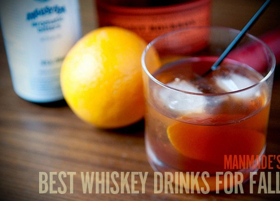Best Whisky Cocktails for Fall