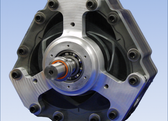 LiquidPiston unveils 40-bhp X2 rotary engine with 75 percent thermal efficiency