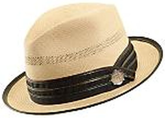 Carlos Santana Men s Panama Hat - The Sacred Fire Fedora  5ee91584a86