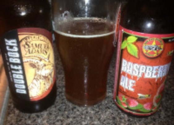 Mixing beers…being ridiculous because I can   BoozeHoundz