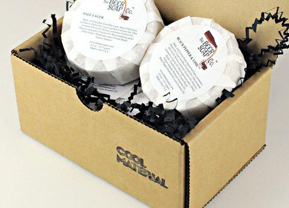 Beer Soap 4-Pack - Cool Material