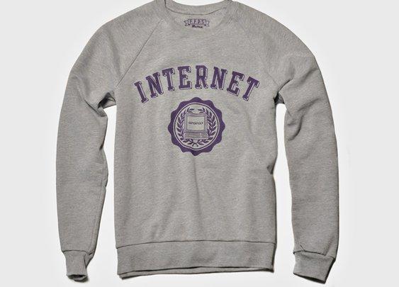 The Internet Sweatshirt | Cool Material