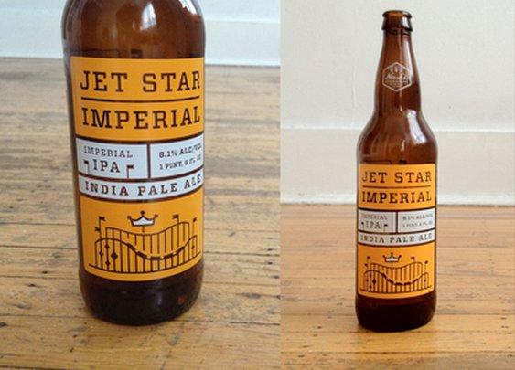 No-Li Jet Star by Riley Cran