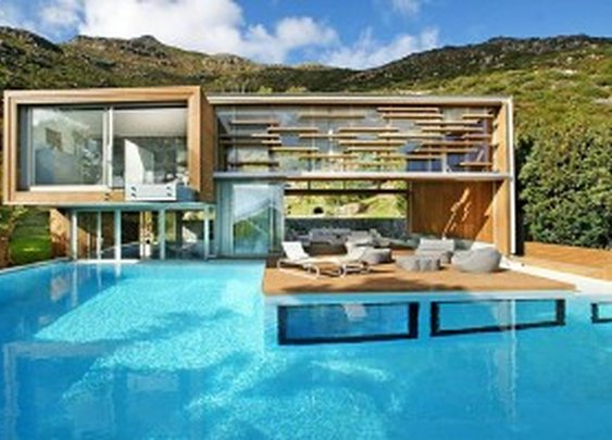 Mountainside Escape In Cape Town