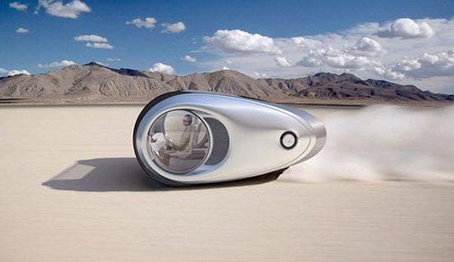High-Concept Zero Emissions Ecco