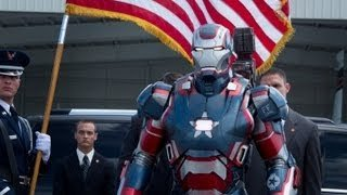 Iron Man 3 -- Official Trailer Marvel | HD - YouTube