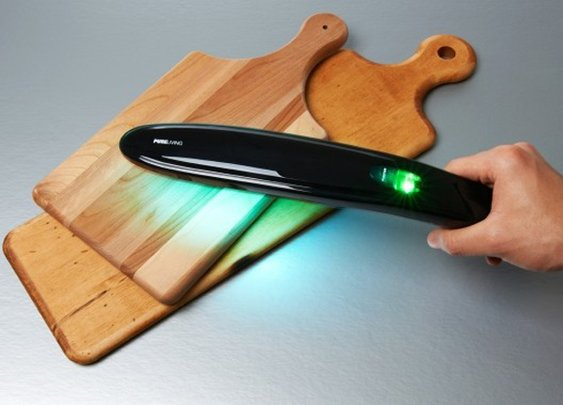 Futuristic Sanitizing Light Wand