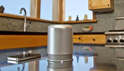 HIDDEN — HiddenRadio Bluetooth speakers.
