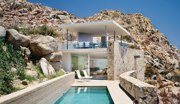 Cliffside Contemporary Home in Mexico - Enpundit
